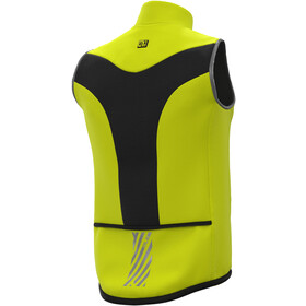 Alé Cycling Klimatik K-Smart Gilet Homme, fluo yellow